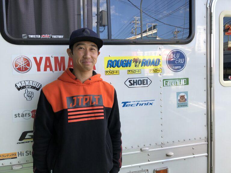ISDEライダー・JNCCのチャンピオン渡辺学選手