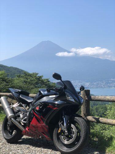 YZF-R1で富士山周辺ツーリング!グルメ・撮影・峠走りと盛り沢山!